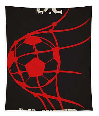 Dc United Goal Tapestry