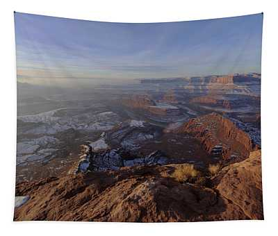 Deadhorse Point Tapestry