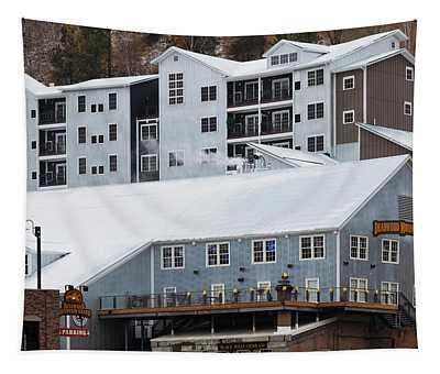 Deadwood Mountain Grand Resort Tapestry