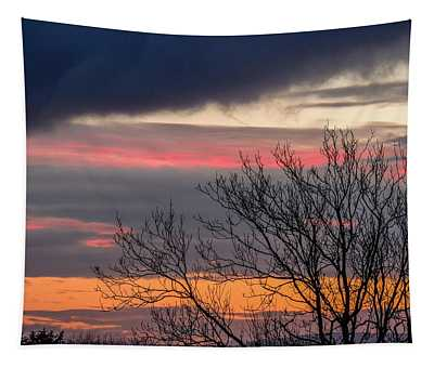 December County Clare Sunrise Tapestry