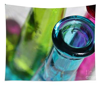 Decorative Bottles Iv Tapestry