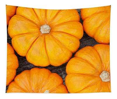 Decorative Pumpkins  Tapestry