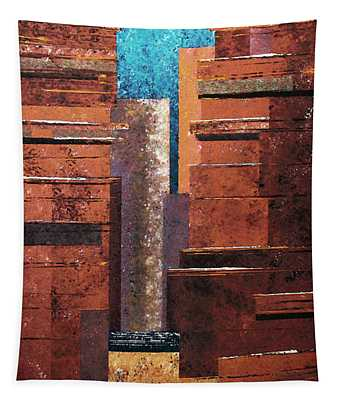 Deep Canyons Tapestry