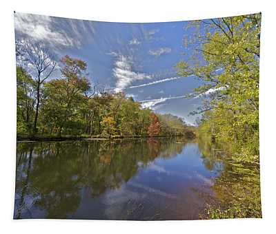 Delaware And Raritan Canal Tapestry