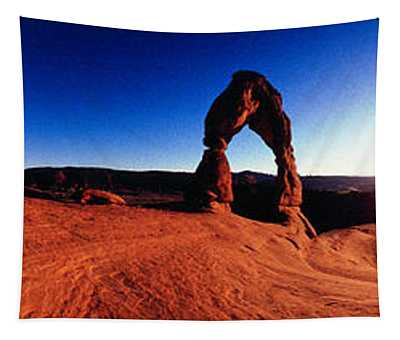 Delicate Arch, Arches National Park Tapestry