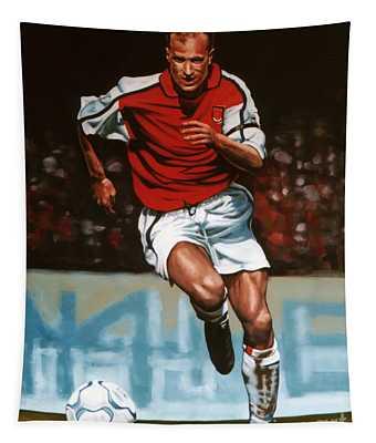 Dennis Bergkamp Tapestry