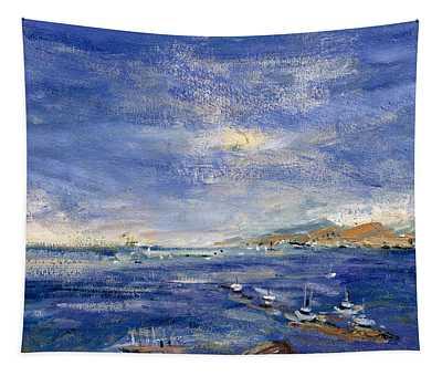 Desert Hills Tapestry