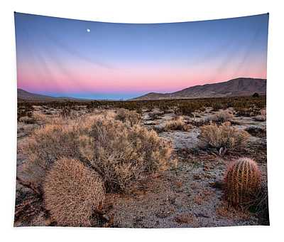 Desert Twilight Tapestry