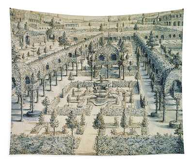 Design For An Ornamental Garden, 1576 Tapestry