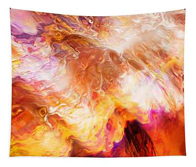 Desire - Abstract Art Tapestry