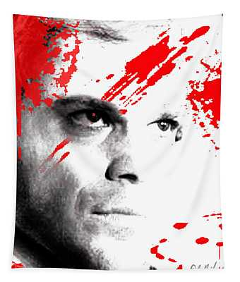 Dexter Dreaming Tapestry