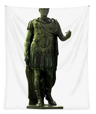 Dictator Julius Caesar Tapestry