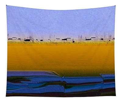 Digital City Landscape - 2 Tapestry