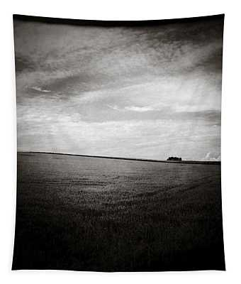 Distant Trees Tapestry
