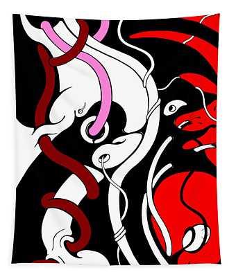 Disturbing Tapestry