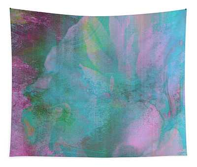 Divine Substance - Abstract Art Tapestry