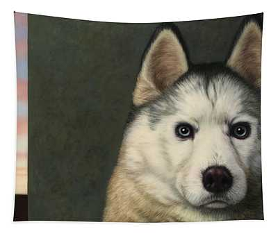 Dog-nature 9 Tapestry