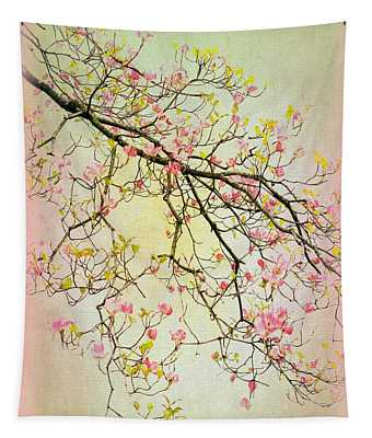 Dogwood Canvas 4 Tapestry