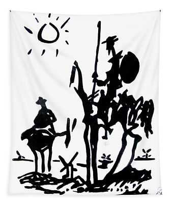 Don Quixote Tapestry