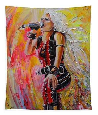 Doro Pesch Tapestry