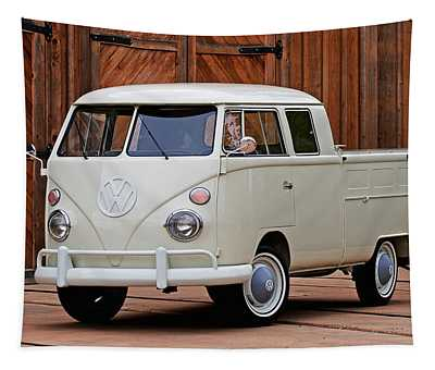 Double Cab Tapestry