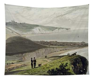 Dover, From Shakespeares Cliff, From A Tapestry