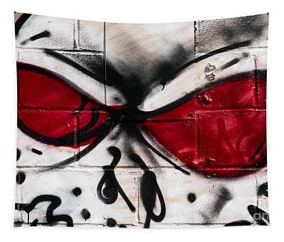 Street Art Tapestry