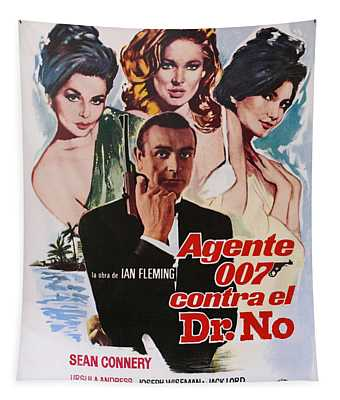 Dr No - Spanish Tapestry
