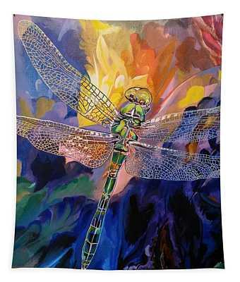 Dragon Summer Tapestry