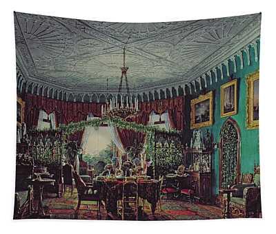 Drawing Room Of Empress Alexandra Feodorovna Tapestry