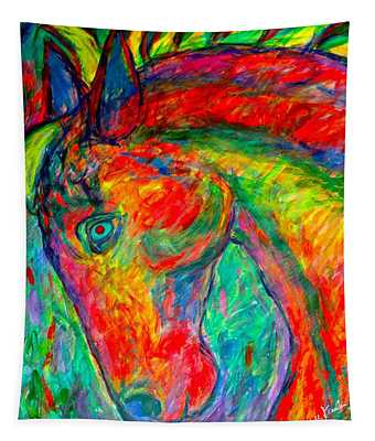 Dream Horse Tapestry
