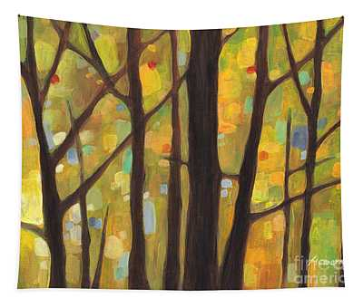 Dreaming Trees 1 Tapestry