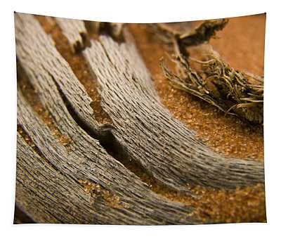 Driftwood 2 Tapestry