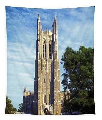 Duke University's Chapel Tower Tapestry