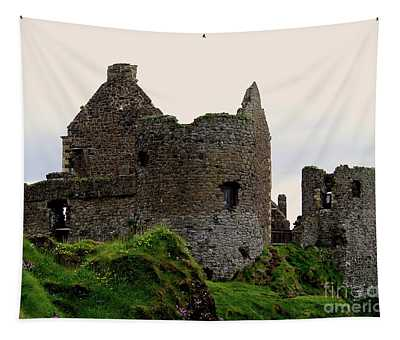 Dunluce Castle- Stronghold Of The Macdonalds Tapestry