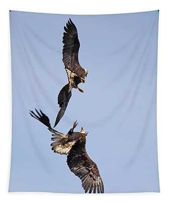 Eagle Ballet Tapestry