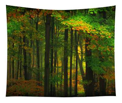 Early Fall 4 Tapestry