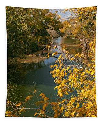 Early Fall On The Navasota Tapestry