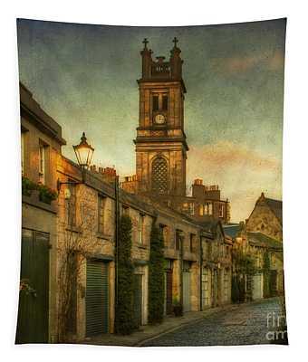 Early Morning Edinburgh Tapestry