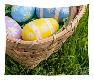 Easter Basket Tapestry