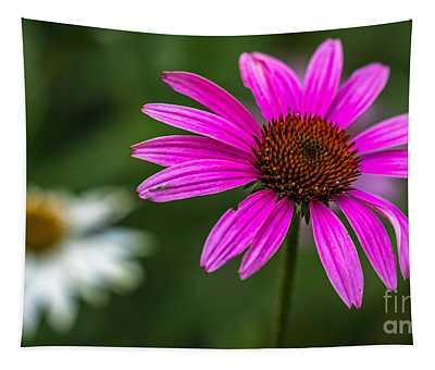 Echinacea Purpurea Tapestry