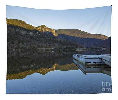 Echo Lake - Franconia Notch State Park New Hampshire Usa Tapestry