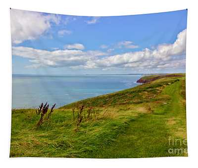 Edge Of The World Tapestry