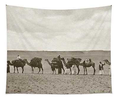 Egypt Caravan, 1913 Tapestry