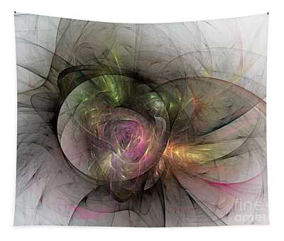 Elegant Beauty Tapestry