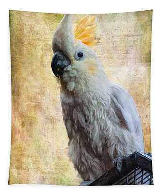 Elegant Lady Tapestry