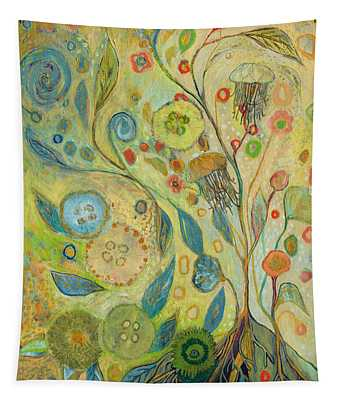 Sea Anemone Wall Tapestries