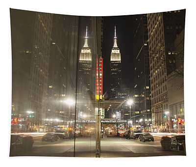 Empire Reflections Tapestry