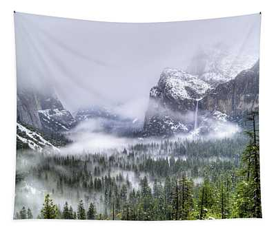 Enchanted Valley Tapestry