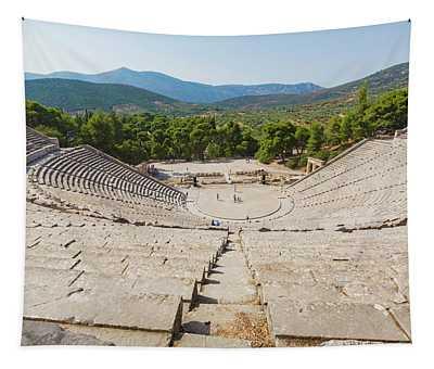 Epidaurus, Argolis, Peloponnese Tapestry